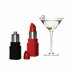 Lipstick Hip Flask