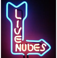 Live Nudes Neon Signs