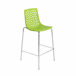 Lola Barstool Lime Green (Sold In Pairs) BS-KN-LOLA-LG