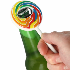 Lollipop Bottle Opener