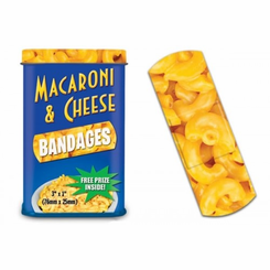 Mac & Cheese Bandages