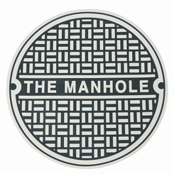 Manhole Toilet Cover Pad