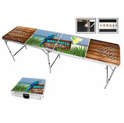 Margarita Beach Beer Pong Table