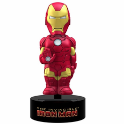 Marvel- Body Knocker- Iron Man