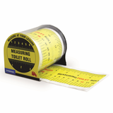 Measuring Tape Toilet Paper Roll