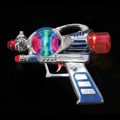 Meteor Storm Space Gun With LED