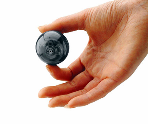 MicroEyes Ball Cam Video Recorder - Click to enlarge