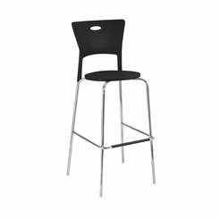 Mimi Barstool Black (Sold In Pairs) BS-CF-MIMI-BK