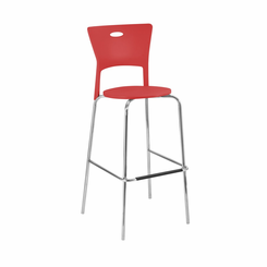 Mimi Barstool Red (Sold In Pairs) BS-CF-MIMI-R
