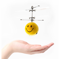 Mini Remote Contol Smile Ball Flyer