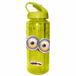 Minion Face 20oz Water Bottle