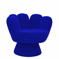 Mitt Chair Regular Size Blue CHR-MITT3529-BU