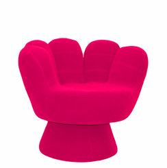 Mitt Chair Regular Size Hot Pink CHR-MITT3529-HP