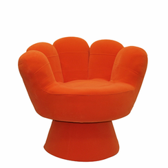 Mitt Chair Regular Size Orange CHR-MITT3529-O
