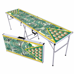 Money Shot Beer Pong Table