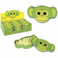 Monkey Mints - Banana Flavored