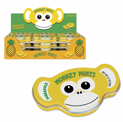 Monkey Mints - Pineapple Flavored