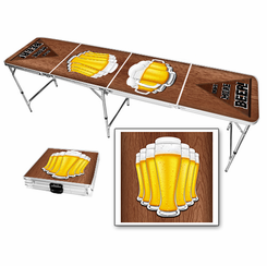 More Beer Beer Pong Table