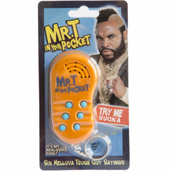 Mr. T Sound Machine