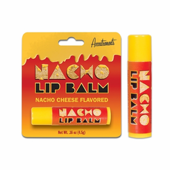 Nacho Cheese Flavored Lip Balm
