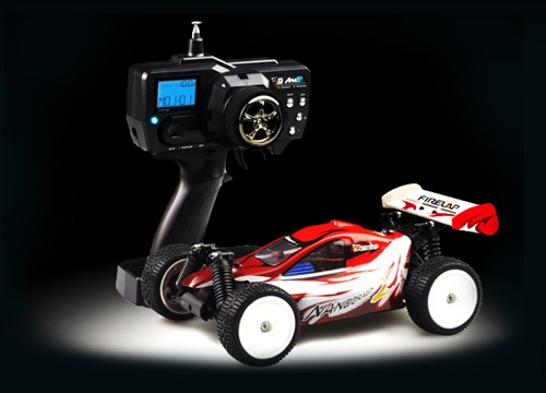 Nano Dragon RC Buggy Brushless Powered - Click to enlarge