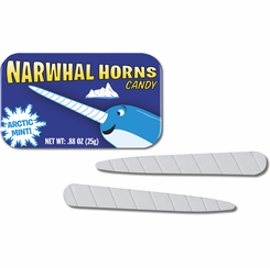 Narwhal Horn Candy
