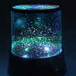 Night Stars Bedroom Lamp