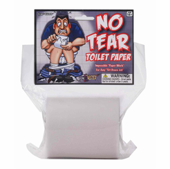 No-Tear Toilet Paper Prank