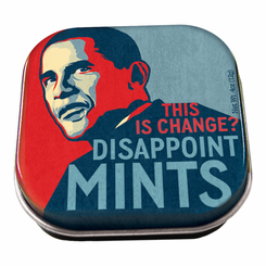 Obama Disappointmints