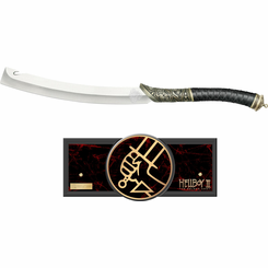 Official Hellboy 2 Golden Army Sword