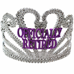 Officially Retired Tiara