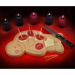 Ouch! - The Voodoo Cutting Board