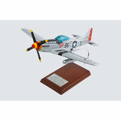 P-51D Mustang Old Crow Signed Series