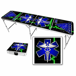 Paramedic Beer Pong Table