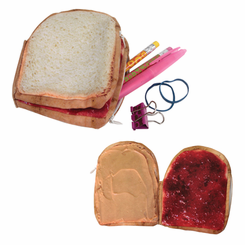 Peanut Butter & Jelly Purse