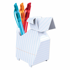 Pen Pals Origami Pen Holder