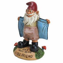 Perverted Lawn Gnome