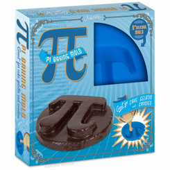 Pi Baking Mold
