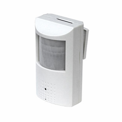 PIR Motion Detector Hidden Camera