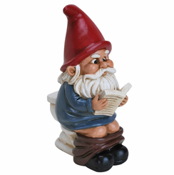 Pooping Lawn Gnome