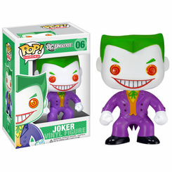 Pop! Heroes: The Joker