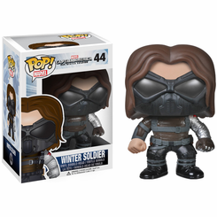 Pop! Marvel: Captain America 2 - Winter Soldier