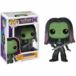 Pop! Marvel: Guardians of the Galaxy - Gamora