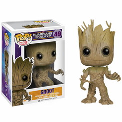Pop! Marvel: Guardians of the Galaxy - Groot