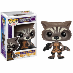 Pop! Marvel: Guardians of the Galaxy - Rocket Raccoon