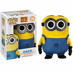 Pop! Movies: Despicable Me: Dave