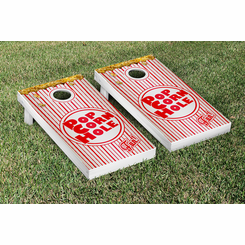 Popcorn Cornhole Game Set