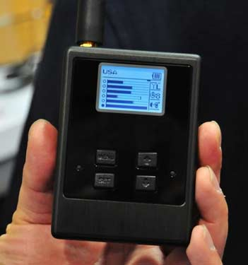 GPS Detection Device - Click to enlarge