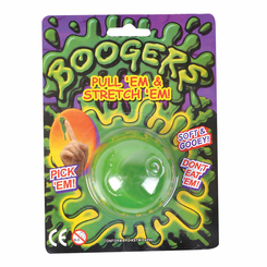 Pull and Stretch Booger Slime