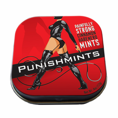 PunishMints: Cinnamon & Habanero Mints